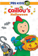 Caillou: Caillous Halloween (DVD, 2015)(NEW)
