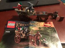 Lego Lord of the Rings Set 9469 Gandalf Arrives 2 Minifigures Frodo