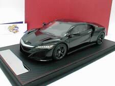 """FrontiArt as005-04 - Acura (Honda) l'NSX Anno di costruzione 2017 in """"nero"""" 1:18 NUOVO"""