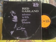 RED GARLAND, ALONE WITH THE BLUES - PRESTIGE MOODSVILLE LP MV 10 STATUS 10