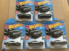 2018 Hot Wheels '82 NISSAN SKYLINE R30 Factory Fresh Lot of 5 FIVE Cars Gray NEW