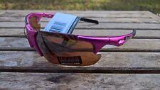 Maxx HD Sunglasses Storm pink golf driving lens brown high definition womens