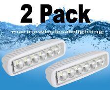 (2 Pack) Led Reverse Boat Trailer Lights Back Up Lights 12v Marine
