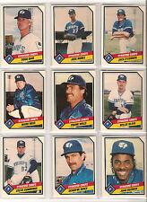 1989 TCMA Syracuse Chiefs Toronto Blue Jays AAA Team Set of 25 Juan Guzman,Felix