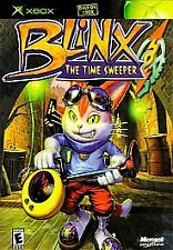 Blinx: The Time Sweeper (Microsoft Xbox, 2002) cib