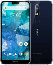 Nokia 7.1 DUAL SIM 64gb Blue