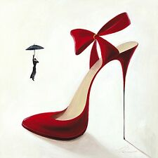 FASHION ART PRINT High Heels - Obsession Inna Panasenko