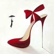 FASHION ART PRINT High Heels - Obsession Inna Panasenko