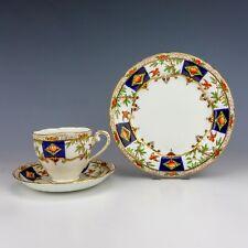 Grafton Bone China - Japanese Inspired Cup, Saucer & Tea Plate Trio