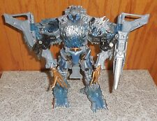 Transformers Movie MEGATRON complete Voyager Class ICE MEGATRON Figure
