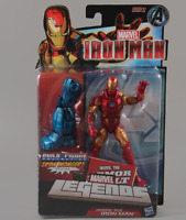 FIGURA IRON MAN MONGER SERIES COLLECTION Build a Figure  Blister Marvel Legends