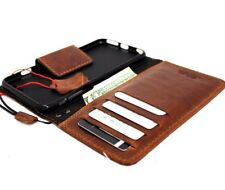 Genuine retro leather Case for apple iphone 6s +  book wallet bracket cover 6 +