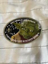 2007 World Jamboree - Marin Council YODA - Star Wars Boy Scout Patch