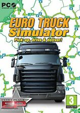 Euro Truck Simulator - Extra Play (PC CD) NEW & Sealed - Despatched from UK