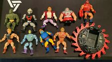 Vintage He-Man Loose Action Figure & Vehicle Lot