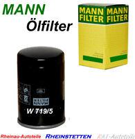 MANN Ölfilter  W 719/5  Audi Seat Skoda VW