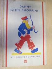 Good - DANNY GOES SHOPPING - Roggeveen, Leonard 9999-01-01 Name and address labe