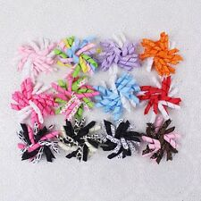 "3"" Korker bows Hair Bows girl baby gift present  Grosgrain ribbon 2795-1-12pc-L"