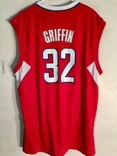 Adidas NBA Jersey Los Angeles Clippers Blake Griffin Red Alt sz XL
