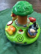 Disney Vitech Play And Learn Musical Spin Top