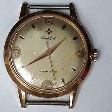 Rare Vintage CORTEBERT 17 Jewels Cal 697 Swiss