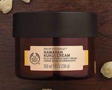 The Body Shop Spa of the World Hawaiian Kukui Cream 11.8oz 350ml $65 List