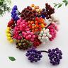 20/40x. Weihnachten Dekor Künstliche Pflanzen Frucht Beere Holly Kunstblume D1T6
