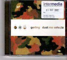 (FM182) Gerling, Dust Me Selecta - 2002 DJ CD