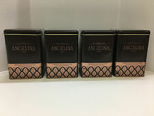"ANGELINA'S of Paris ANGELINA ""HOT CHOCOLATE"" Sealed Metal Tin FAMOUS & RARE!!"