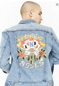 GnR Dyed Patch Jean Jacket