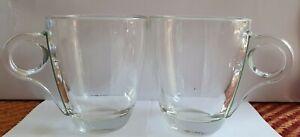Clear Glass Espresso Coffee Tea Cups Expresso Glassware 125ML