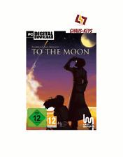 To the Moon Steam descarga digital key código [es] [ue] PC