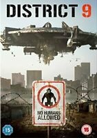 District 9 DVD (2009) Sharlto Copley