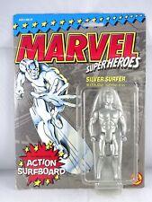 MARVEL SUPERHEROES - TOY BIZ - SILVER SURFER - BLISTER - NEW - 1990