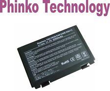 Battery for ASUS K40 K50 K60 K61 K70 X65 X66 X70 X5C P50 P81 X5D X5C K501 K40I