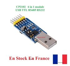 CP2102 USB to TTL RS232 USB TTL to RS485 Mutual Convert 6 in 1 Convert Module