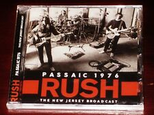 Passaic 1976 - The New Jersey Broadcast CD 2016 Zip City UK ZCCD048 NEW