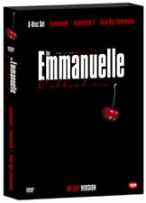 The Emmanuelle Collection / Sylvia Kristel / DVD, NEW (3 Disc SET)