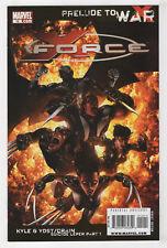 X-Force #12 (Apr 2009) Suicide Leper [Domino, X-23, Warpath, Wolverine] Crain o