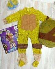 Teenage Mutant Ninja Turtle Costume Leonardo 2-4 Toddler Halloween Costume