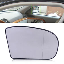 Right Heated Door Side Mirror Glass Wide Angle Fit Mercedes E/C Class W211 W203
