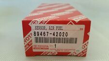 GENUINE TOYOTA AIR FUEL RATIO SENSOR 01 02 03 RAV4 2349028 OEM# 89467-42020