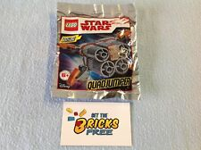 Lego Star Wars Foil Pack 911836 Quadjumper New/Sealed/Retired/Hard to Find