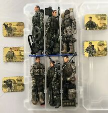 1:18 XTREME DETAIL ACID RAIN JOY TOY FOV BBI Elite Force SUPPORT WEAPON TEAM SET