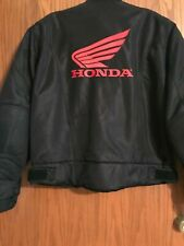 Honda Armored Motorcycle Jackets, Rider Collection, Two: Large & Medium
