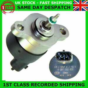 NEW FIT RENAULT MASTER 2.8 DTI KANGOO 1.9 DCI FUEL PUMP PRESSURE REGULATOR VALVE