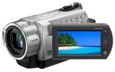 Sony DCR-SR42 30GB HDD Handycam Camcorder with 40x Optical Zoom Grey w/ Case