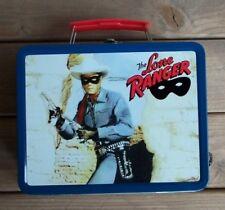 LB Lone Ranger Metal Lunch Box