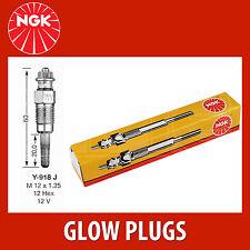 Ngk Glow Plug y-918j (Ngk 3704) - Un Solo Enchufe