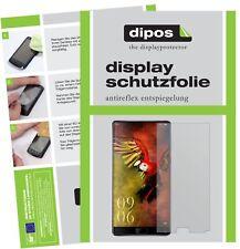2x Elephone S8 Pellicola Protettiva Protezione Schermo Antiriflesso dipos